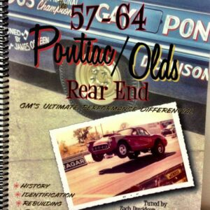 Building and Racing the '57-64 Pontiac/Olds Rear End Manual – Book