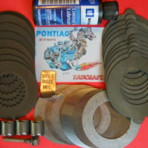 1965-1970 FULL SIZE PONT/OLDS POSI REBUILD KIT