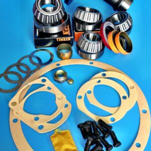 MASTER 9.3″ REAR END KIT — STANDARD PLUS SEVERE DUTY RING GEAR BOLTS