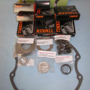 1966-1976 PONTIAC 8.875″ REAR END MASTER INSTALL KIT